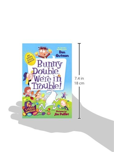 Bunny Double, We're in Trouble (My Weird School Special)
