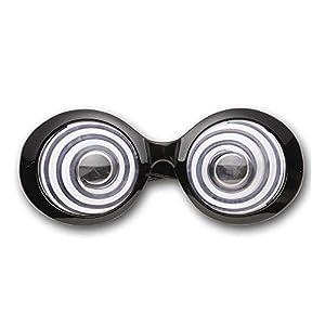 WIDMANN vd-wdm6627y Gafas Lunatico, Negro, talla única