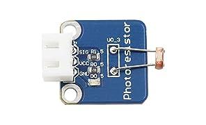 SunFounder Photoresistor Light Sensor Module for Arduino and Raspberry Pi