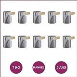 10 ganchos cilindro max: 7 kg