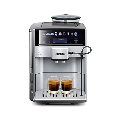 Siemens TE613501DE Kaffeevollautomat EQ.6 300 Direktwahl...