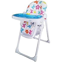Bebe Style Trona Bebé Reclinable Multifunción HiLo Burst