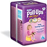 Huggies Pull Ups Nightime Potty Training Pants for Girls, Medium by Huggies