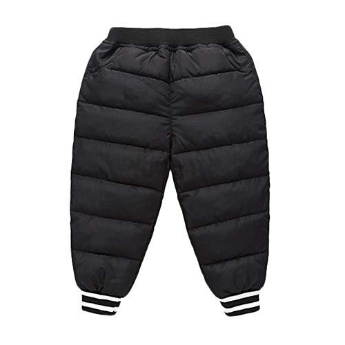 sunnymi 1-6 Jahre Baby Mädchen Jungen Winter warme Hosen Kinder Solide Outwear Lange Trousers