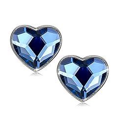 Idea Regalo - PAULINE & MORGEN regali san valentino per lei orecchini donna anniversario matrimonio regalo donna maestra mamma fidanzata scatola idee regalo donna regalo porta gioielli donna idee regalo ragazza