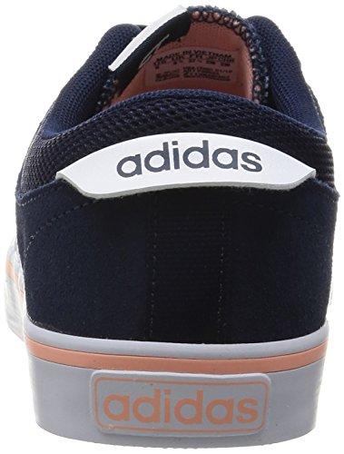 adidas Park St W, Chaussures de Sport Femme Multicolore - Negro / Blanco / Rosa (Maruni / Ftwbla / Nadecl)