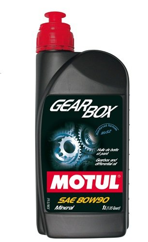 MOTUL GEARBOX 80W90 OLIO MINERALE 1 LT.