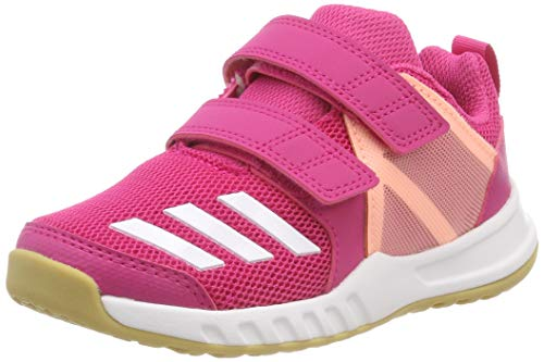 adidas Unisex-Kinder FORTAGYM CF K Fitnessschuhe, Mehrfarbig (Multicolor 000), 31 EU