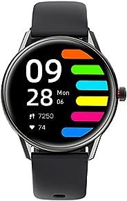 ساعة ذكية مضادة للماء بمعيار IP68 مع متعقب لياقة بدنية ومراقبة لمعدل ضربات القلب ومتعقب جودة النوم مع 13 وضع ر