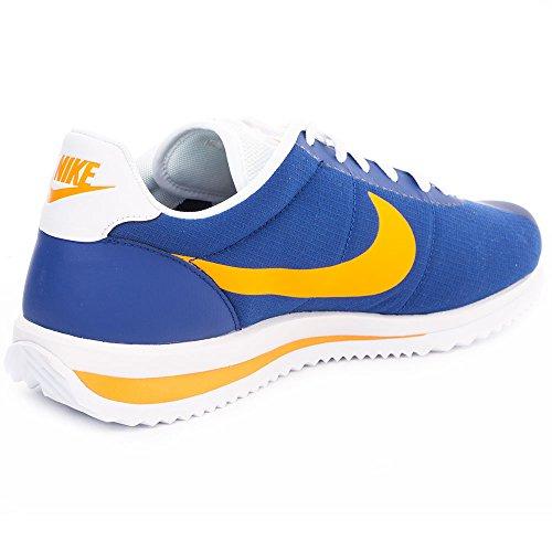 Nike-Cortez-Ultra-Zapatillas-de-Deporte-Hombre-Azul-Deep-Royal-Blue-Vvd-Orange-Wht-45-EU