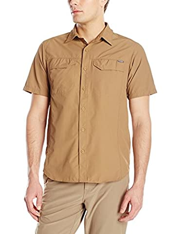 Columbia Silver Ridge Short Sleeve Shirt Delta
