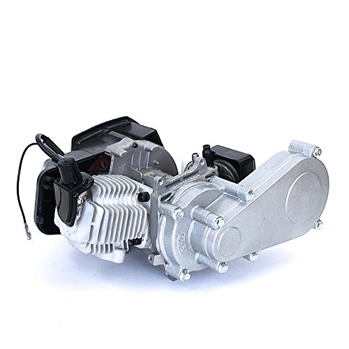 49 CC Zweitacktmotor für Pocket Bike, Cross Pocket Quad, Mini-Motorrad, Vergaser