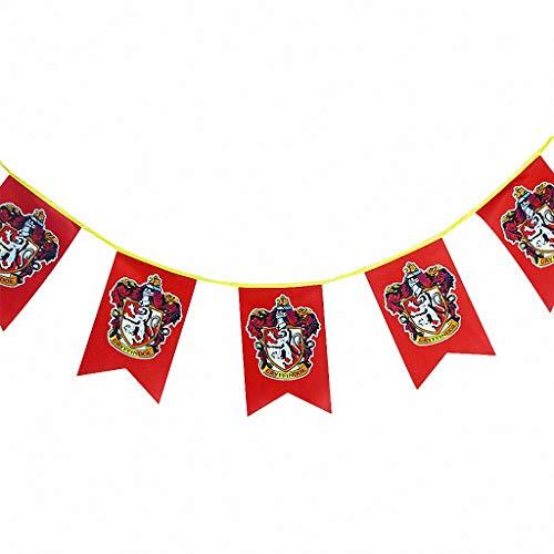 TianLinPT Banderas Harry Potter Gryffindor / Slytherin