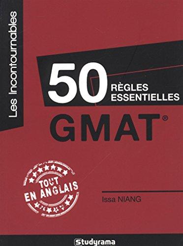 50 règles essentielles GMAT