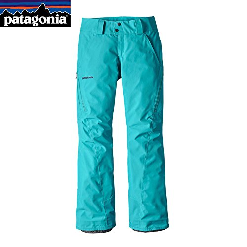 Patagonia Winterhose W's Insulated Powder Bowl Pants Epic Blue Medium (Insulated Powder Bowl)