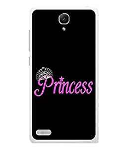 PrintVisa Designer Back Case Cover for Xiaomi Redmi Note :: Xiaomi Redmi Note 4G :: Xiaomi Redmi Note Prime (Black Crown Star Royal)