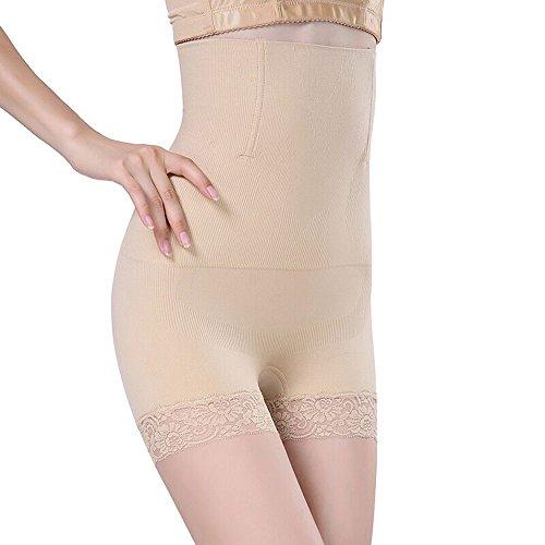 Damen figurenformend Miederpants Miederhose Shapewear Bauch-weg-Effekt Formt sofort body shaper