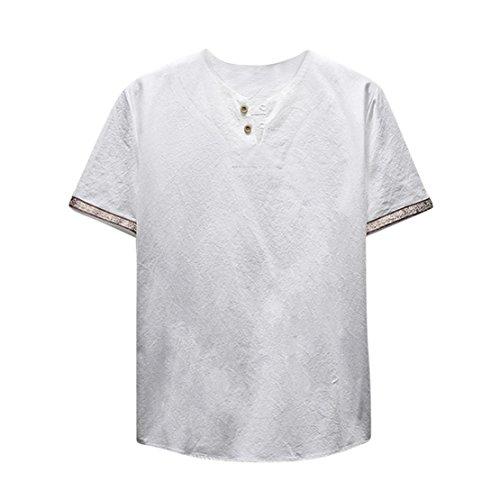 Bluestercool t-shirt manica corta uomo leggero polo maglietta estiva