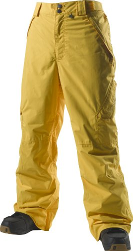 Special Blend Herren Snowboardhose Strike, hydrate yellow, S, 280991 - Special Blend Hose
