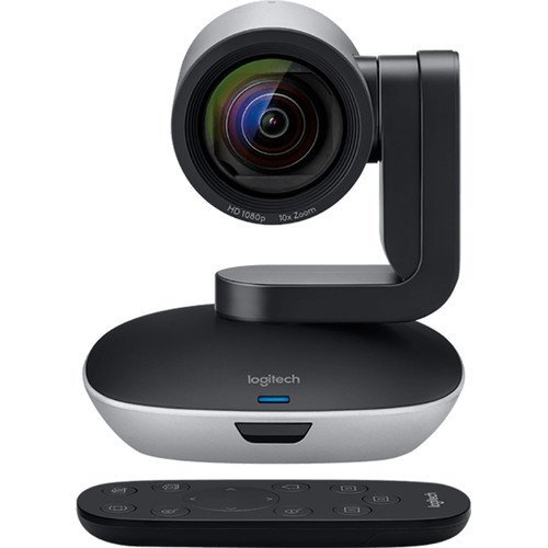 Logitech PTZ Pro Camera Webcam USB