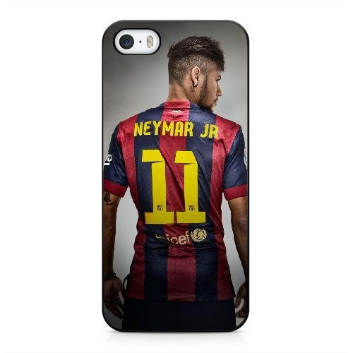 Case Cover for NIKE LOGO Series iPhone 5 5s Case Black iPhone 5 5s Cover UIWEJDFGJ4740 Color NEYMAR - 002