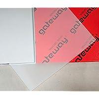 Gateway 90 gsm A4 Natural translúcido Papel de calco, 50 Unidades, translúcido