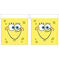 3m Scalloped SpongeBob SquarePants Bunting Flags