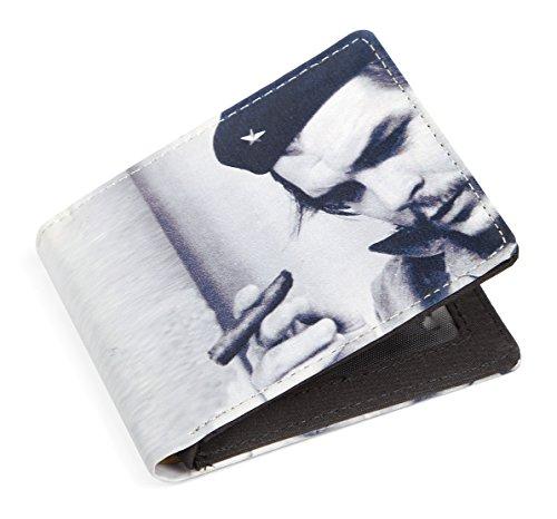 """Cartera Ernesto """"Che"""" Guevara ** Revolución para Hombres y Mujeres (Wallet)"""