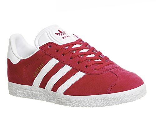 Adidas Gazelle Bambina Sneaker Rosa rosa bianco