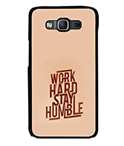 printtech Cool Quotes Success Back Case Cover for Samsung Galaxy On5 Pro