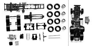 Herpa - 083478 - Tractor Marco de Mercedes-Benz - 3-axial Allrad - 2 Habitaciones