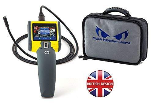 Eazyview - Endoscopio industrial videocámara inspección