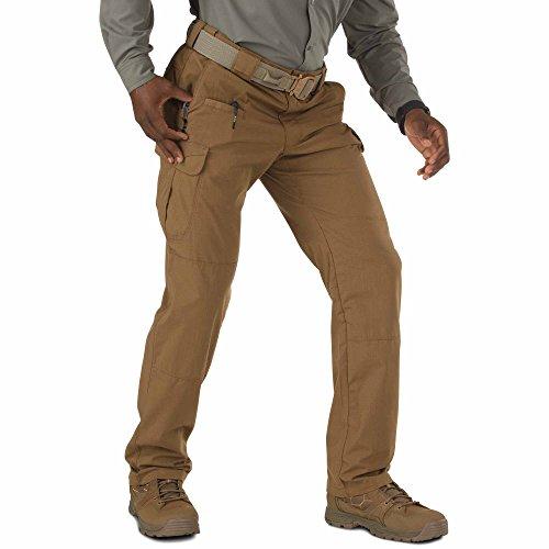 5.11 Stryke Pantalon Herren,Braun ( Battle Brown),Gr. W36/L32 (Herstellergröße : W36/L32) - Mens Tactical Hose Khaki