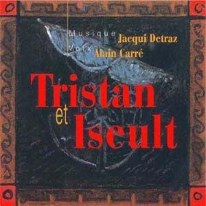 Tristan et Iseult/1cd