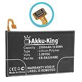 Akku-King Akku ersetzt Samsung EB-BA320ABE - Li-Polymer 2350mAh - für Galaxy A3 2017, A3 2017 4G, A3 2017 4G LTE, A3 2017 TD-LTE, SM-A320 Vergleich