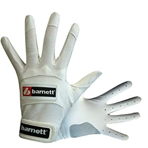 barnett BBG-01 Gants de batting - baseball, taille 2XL, blanc