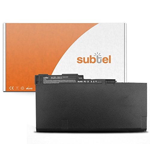 subtel® Qualitäts Akku für HP EliteBook 740 / 745 / 750 /...
