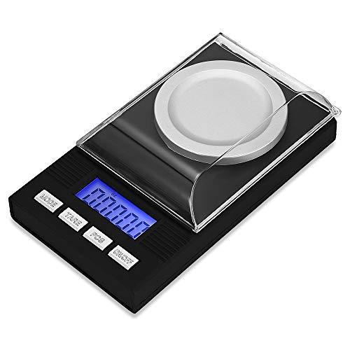 XXIAZHI,20g / 0.001g Herramienta de medición del Peso de la Escala del...