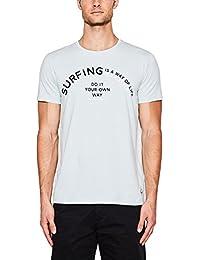 Esprit 057ee2k023, T-Shirt Homme