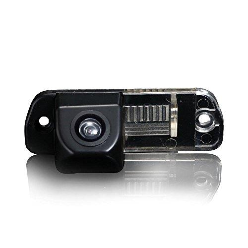 HD Voiture Front View cam/éra Logo Embarqu/é avant cam/éra /Étanche Middle W164//W163//ML350//ML300//GLK 300 pour Mercedes-Benz GLK//GLC//GLE//GLA//ML //S Classe //R classic