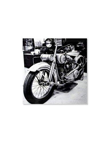 Im fotoimpresión - Motorrad Harley Davidson (120x120 cm) (Harley Davidson Tabelle)