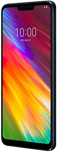 LG G7 fit Smartphone (15,49 cm (6,1 Zoll) LCD-Display, Dual-SIM, NFC, AI-Kamera, IP68, MIL-STD-810G) New Aurora Black