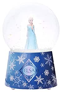 Trousselier TROUS98430 Elsa Frozen Snow Globe with Music - Blue