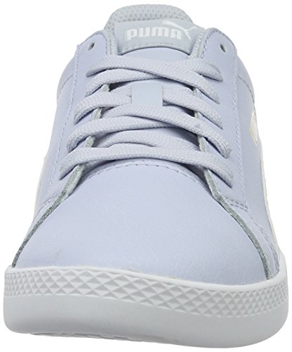 Puma Puma Smash Wns L, Damen Sneakers,36 EU (3.5 Damen UK) Blau (halogen blue-halogen blue 12)