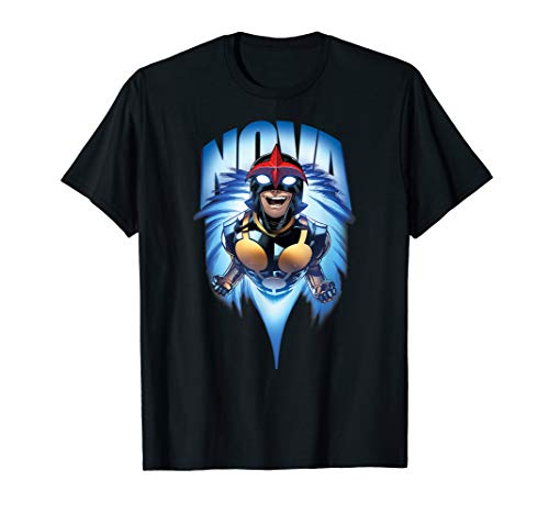 Marvel Nova Guardians of the Galaxy Joy Graphic T-Shirt (Marvel Shirt Nova)