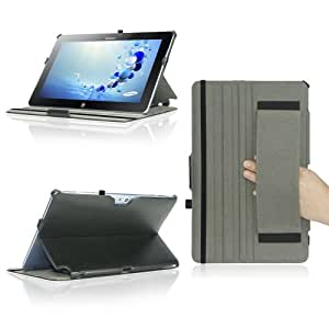 Poetic Hardback Case for Samsung ATIV Smart PC 500T 11.6-inch Tablet(Support Auto Sleep/Wake Function)(3 Year Manufacturer Warranty From Poetic)