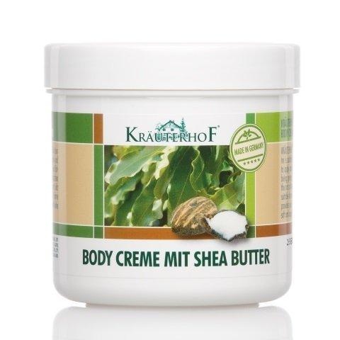 Krauterhof Crema Corpo con Burro di Karitè 250 ml