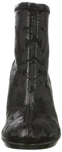 Ecco Damen Shape 55 Plateau Stiefel Schwarz (Black-Black/Black)