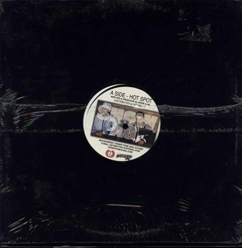 Hot Spot / Oops [Vinyl Single 12''] (Und Ag Showbiz)