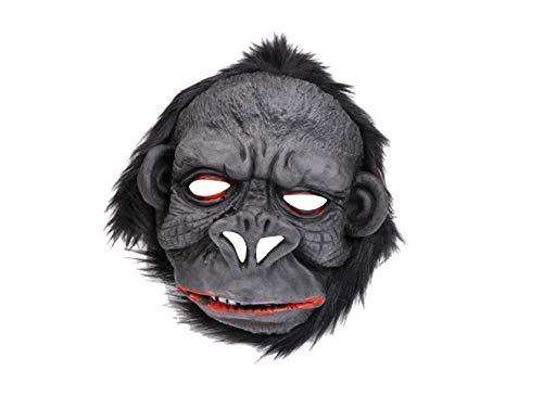 Gorilla Maske Halloween Masquarde Leistung Partei Maske Kostüm Cosplay Party Dress Up Requisiten Halloween Party Favors Liefert,A,A ()